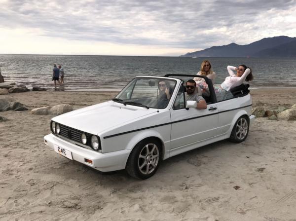 Golf Cabriolet Karmann